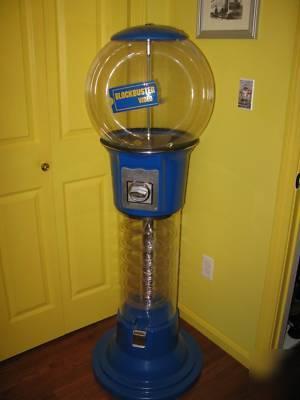 5 foot gumball machine