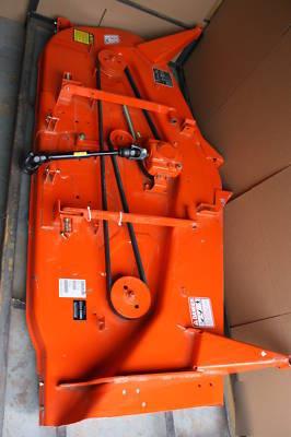Kubota Tractor Prices List >> Kubota mid mower RC72-38 L3130 L3430 L3830 L3240 L3540