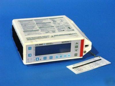 Novametrix Medical Transcutaneous Monitor Tco2m Rs232c
