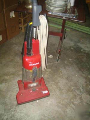 Eureka Sanitaire Commercial Vacuum Sc4580 Used